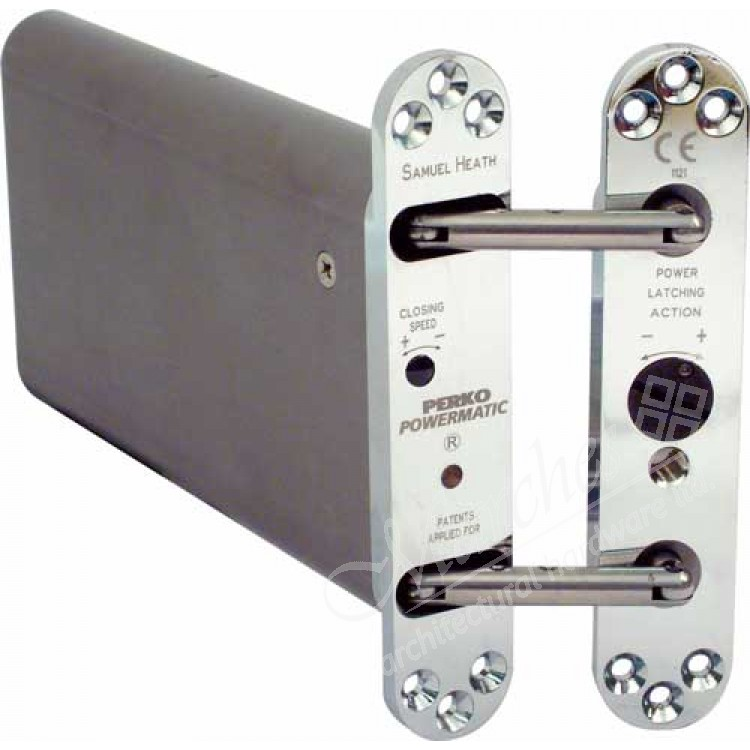 Perko Powermatic Concealed Hydraulic Door Closer With