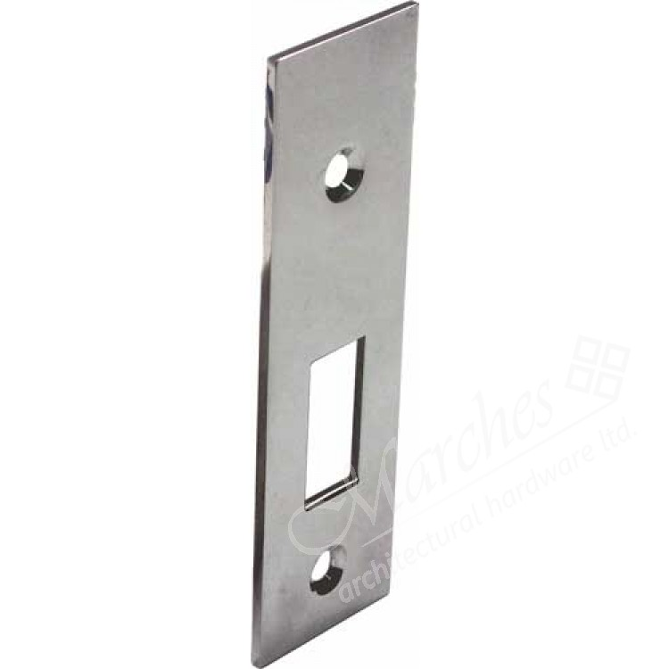 Flat Strike Plate For Hook Lock Glass Door Patches Standard
