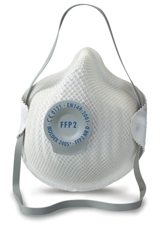 FFP2 Classic 2405 Dust Mask with valve (Each)