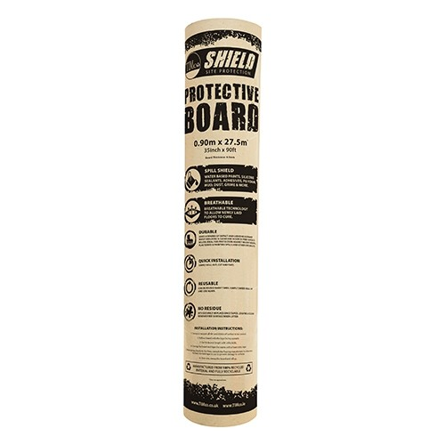 Shield Protective Board Floor Protection 27.5m