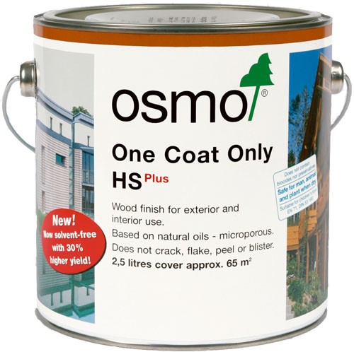 Osmo One Coat Only 9236 Larch - 2.5L