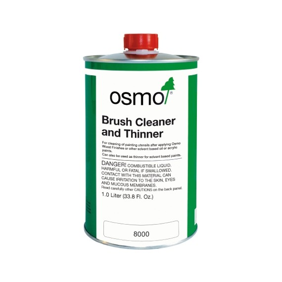 Brush Cleaner and Thinner 1L