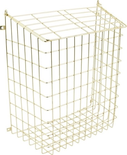 Brass Letter Cage - Various Sizes