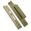 13mm Union Rebate Kit To Suit 18270 Sashlock - Pol Brass