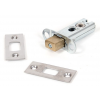 "Heavy Duty Tubular Bathroom Dead Bolt 2.5"" - SSS"