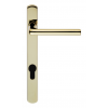 Rosa Narrow Euro Espag Handles (92mm Centres) - PVD Brass