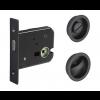 Sliding Door Locking Kit - Black