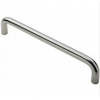 450 x 19mm D Pull Handle (DDA Compliant) - SSS