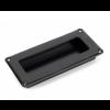Blacksmith Flush Pull Handle - Black