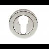 Euro Escutcheon - Polished Nickel