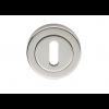 Lock Escutcheon - Polished Nickel