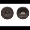 Bathroom Thumbturn & Release - Matt Bronze