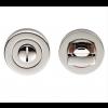 Bathroom Thumbturn & Release - Polished Nickel