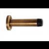 Wall Mounted Door Stop 71mm - Antique Brass
