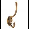 Hat & Coat Hook - Antique Brass