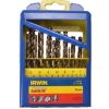 Turbo Max HSS Drill Bit Set of 19