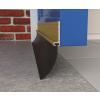 Exitex GIFS Garage Door Seal (45mm seal) 2134mm - Aluminium (1.01.185)