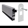 Exitex - Concealex Superior 1330mm - Aluminium