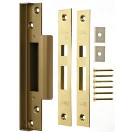 "Rebate Kit 0.5"" for Fortress Sash Lock - Brass"