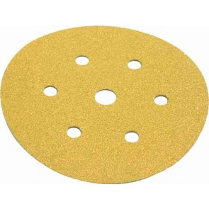 Mirka Velcro Backing Ø 150 mm 7 Holes Sanding Discs (100)