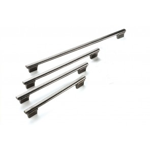 Bar handle, 96-320 mm hole centres