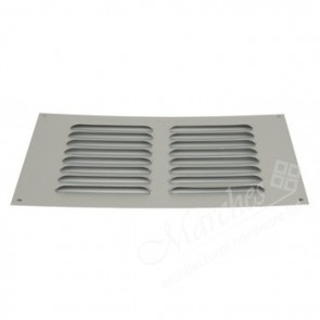 Ventilation grill Louvre surface mounted 260mm - SAA