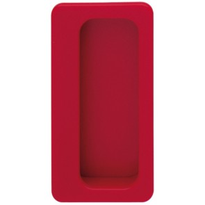 Nylon Flush Pull Handle 100 x 52mm - Various Colours