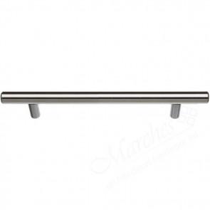 T-Bar Handles, 156-544mm (96-484mm cc) - Polished Chrome