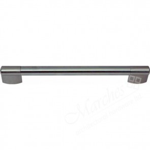 Bar Handles, 158-702mm (128-672mm cc) - Brushed St St