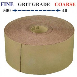 Hermes Big Abrasive Roll - 115mm x 50m