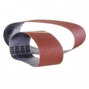 Hermes Sanding Belts 75 x 457mm (10) - Various Grit
