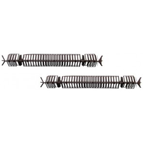 Titon Select Head Drips (Pair) Brown