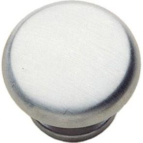 Knob 30x23x20mm Brushed Nickel