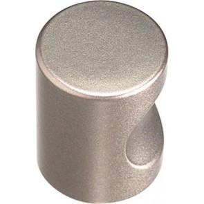 Knob Matt Nickel 20x25mm