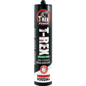 T-REX (Solvent Free) Adhesive 310ml White
