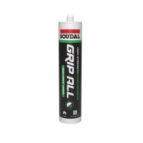 Grip ALL (Solvent Free) Adhesive 290ml White