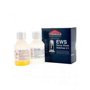 Timba Build EWS 2 Part Epoxy Wood Stabiliser 225ml