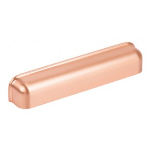 Odessa Cup Handle, 140mm (128mm cc) - Brushed Copper