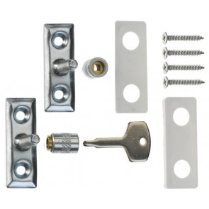 ERA - Satin Locking Pins for Casement Stay