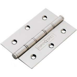"3"" Washered Butt Hinges (pair) - Stainless Steel"