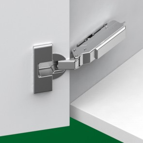 Grass 110° Full Overlay Hinge - Nickel Plated (PR)