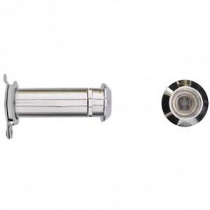 Door Viewer 180° - Satin Stainless Steel