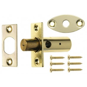ERA - Security Window Bolt - Polished Brass