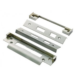 "Rebate Kit 0.5"" for Sashlock - Satin Stainless Steel"