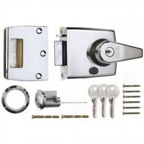 Double Locking Night Latches - Various