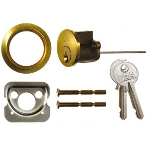 ERA - Rim Cylinder Only - Brass