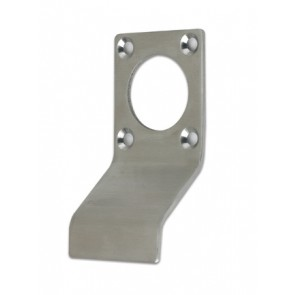 Cylinder Latch Pull - Satin Stainless Steel