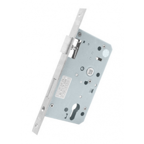DIN Escape Lock 60mm Backset - Satin Stainless Steel