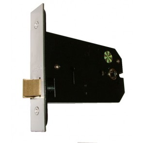 "5"" Horizontal Latch - Satin Stainless Steel"