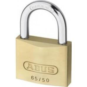 Abus Brass Padlock 65/50